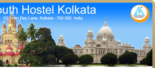 Online Booking of Youth Hostel in Kolkata